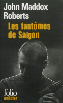 Couverture Les fantômes de Saigon