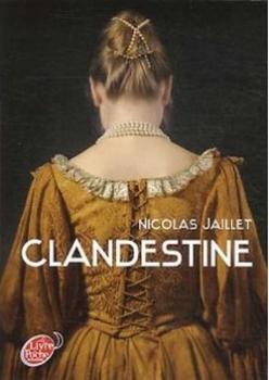 Couverture Intruse, tome 2 : Clandestine