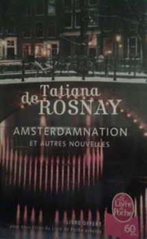 Couverture Amsterdamnation et autres nouvelles