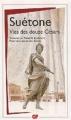 Couverture Vies des douze Césars Editions Flammarion (GF) 2008