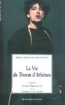 Couverture La vie de Timon d'Athènes