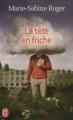 Couverture La tête en friche Editions J'ai Lu 2010