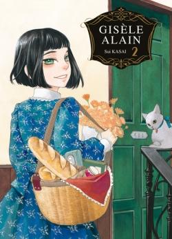 Couverture Gisèle Alain, tome 2