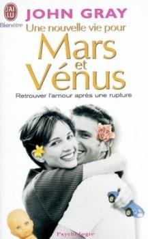Couverture Une nouvelle vie pour Mars et Vénus