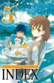 Couverture A certain magical Index, tome 05 Editions Ki-oon 2013