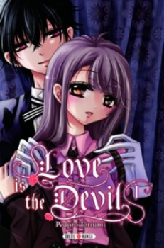 Couverture Love is the devil, tome 1