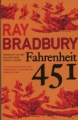 Couverture Fahrenheit 451 Editions HarperCollins 2008