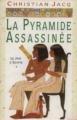 Couverture Le Juge d'Egypte, tome 1 : La Pyramide assassinée Editions France Loisirs 1993