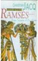 Couverture Ramsès, tome 5 :  Sous l'acacia d'occident Editions France Loisirs 1997
