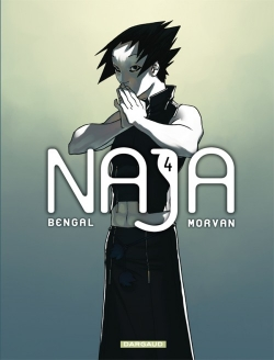 Couverture Naja, tome 4