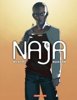 Couverture Naja, tome 5