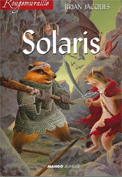 Couverture Rougemuraille : Solaris