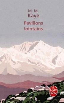 Couverture Pavillons lointains