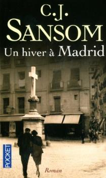 Couverture Un hiver à Madrid