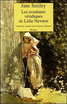 Couverture Les aventures véridiques de Lidie Newton