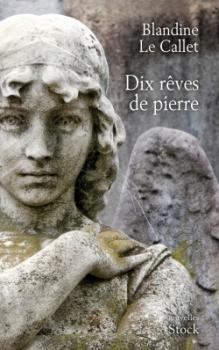 Couverture Dix rêves de pierre