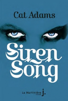 Couverture Blood Song, tome 2 : Siren Song