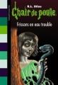 Couverture La malédiction du lac glacé / Frissons en eau trouble Editions Bayard (Jeunesse) 2010