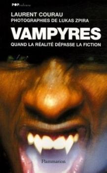 Couverture Vampyres : Quand la réalité dépasse la fiction