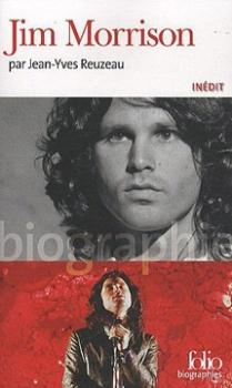 Couverture Jim Morrison