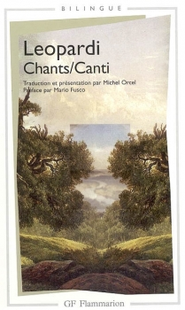 Couverture Chants/Canti