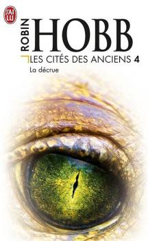 Couverture Les Cités des Anciens, tome 4 : La décrue
