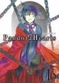 Couverture Pandora Hearts, tome 16 Editions Ki-oon 2012