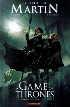 Couverture A Game of Thrones : Le Trône de fer (comics), tome 1