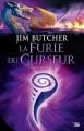 Couverture Codex Aléra, tome 3 : La Furie du Curseur Editions Bragelonne (Fantasy) 2012