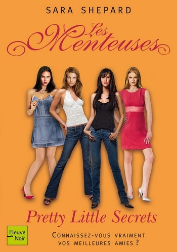 Couverture Les menteuses / Pretty little liars, tome 04.5