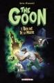 Couverture The Goon, tome 01 : Rien que de la misère Editions Delcourt 2005