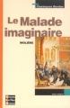 Couverture Le malade imaginaire Editions Bordas (Classiques) 2003