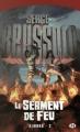 Couverture Almoha, tome 2 : Le serment de feu Editions Milady 2012