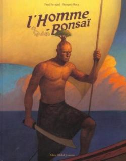 Couverture L'Homme-bonsaï