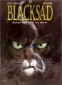 Couverture Blacksad, tome 1 : Quelque part entre les ombres Editions France Loisirs 2011