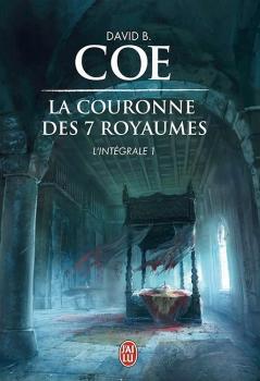 Couverture La couronne des 7 royaumes, intégrale, tome 1