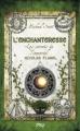 Couverture Les secrets de l'immortel Nicolas Flamel, tome 6 : L'enchanteresse Editions Pocket (Jeunesse) 2013