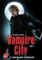 Couverture Vampire City, tome 01 : Bienvenue en enfer Editions Le Livre de Poche (Jeunesse) 2013