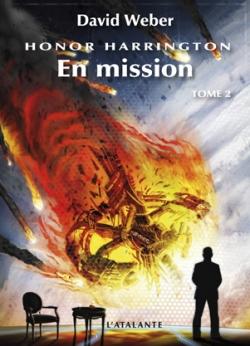 Couverture Honor Harrington (23 tomes), tome 19 : En mission, partie 2