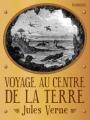 Couverture Voyage au centre de la terre Editions Feedbooks 2004