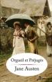 Couverture Orgueil et préjugés Editions Feedbooks 2009