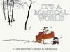 Couverture Calvin et Hobbes, tome 22 : Le monde est magique! Editions Warner Books 1997