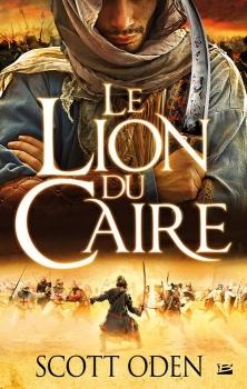 Couverture Le lion du Caire