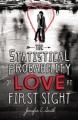 Couverture La probabilité statistique de l'amour au premier regard Editions Poppy 2013