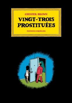 Couverture Vingt-trois prostituées