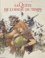Couverture La quête de l'oiseau du temps, intégrale Editions France Loisirs 2012
