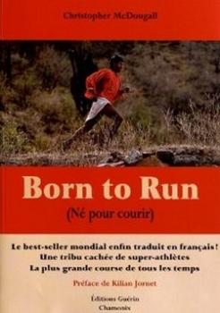 Couverture Born to Run : Né pour courir
