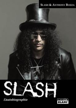 Couverture Slash : L'Autobiographie
