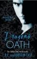 Couverture La maison de la nuit : La promesse de dragon Editions Griffin 2011