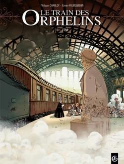 Couverture Le train des orphelins, tome 1 : Jim